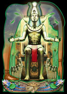The statue of Osiris, a 4,000 year old statue found 80 years ago has started moving of its own accord in the Manchester Museum of History in the UK. With video. What do you think?