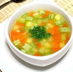 sopa de legumes a noite emagrece seca barriga queima gordura para emagrecer