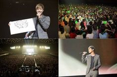 Kim Hyun Joong greets 13,000 fans during his drama premium event and concert in Osaka, Japan | allkpop