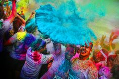 The Color Run#Repin By:Pinterest++ for iPad#