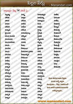 Names for Boy Starting with Thu in Kannada