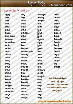 Pin By Aruna Parvathapu On Ushaushhu Baby Girl Names Hindu Baby Girl Names Hindu Baby Boy Names