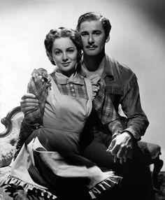 1939 - Dodge, ciudad sin ley - Dodge City - Errol Flynn, Olivia de Havilland