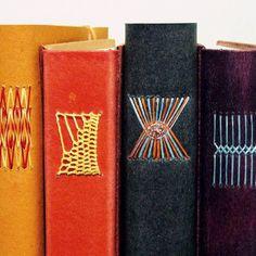 Handmade books by Canteiro de Alfaces