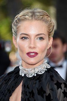 25 penteados de Cannes para inspirar - Helena Bordon