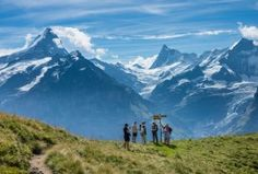 Best of the Alps | Jungfrau Hiking | Zermatt Hikes