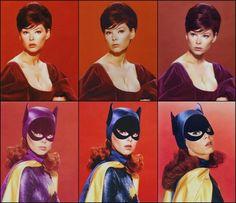Yvonne Craig as Batgirl c. Yvonne De Carlo, Yvonne Craig, Batman 1966, Batman And Superman, Batman Robin, Batman Tv Show, Batman Tv Series, Batgirl Pictures, Star Trek Episodes