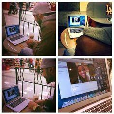 Skype ... i am a Borkan