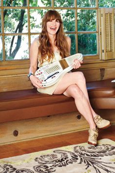 Snapshots of Jenny Lewis' Home - See More Photos - ELLE