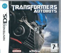 Nintendo Ds Transformers: Autobots  (plays 3ds in 2D)