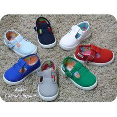 Lonas niño - Calzado infantil - Zapatillas lonetas pepitos