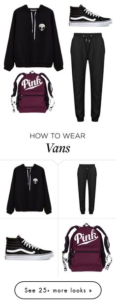 """""""Untitled #38"""" by rfscohen on Polyvore featuring Vans"""