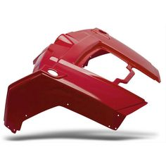 Maier Polaris RZR 570 800 & XP 900 Fighting Red Plastic Front Fender