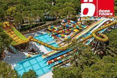 Mal wieder Spaß mit der ganzen Familie im Urlaub? Weitere Aqua-Angebote wie das Nirvana Lagoon Villas Suites & Spa findest du unter www.oeger.de/hotel/aqua-hotels.html