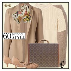 """""""60-Second Style: Job Interview"""" by winscotthk ❤ liked on Polyvore featuring Guy Laroche, Totême, Theory, Louis Vuitton, Sarah Chofakian, Chanel, Bulgari, jobinterview and 60secondstyle"""
