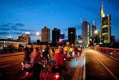 Bike Night Frankfurt