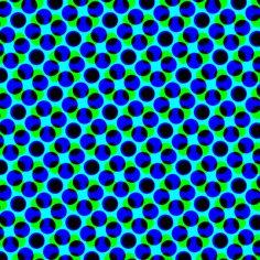 CMYK halftone dots - navy fabric by weavingmajor on Spoonflower - custom fabric