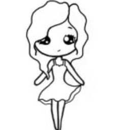 21 best chibi template images on pinterest kawaii drawings draw