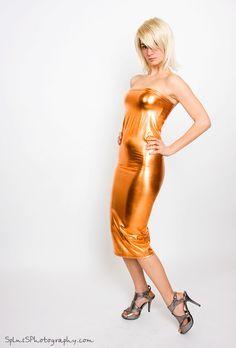 Gold Dress by BlackRoomPhoto on DeviantArt