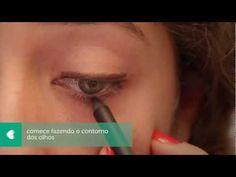 tudo o que você pode fazer com um lápis de olho: tutorial sobre como usar o lápis de olho além de só contornar. esse do vídeo é o marronzix. #lapis #olhos #marrom