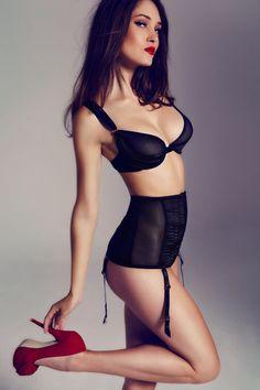 highwaist lingerie