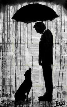 Old friends,Loui Jover When there is no need for words