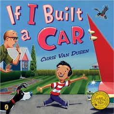 If I Built A Car (kids' book)