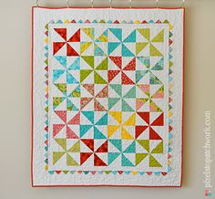 from Pixels to Patchwork