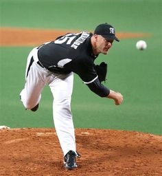 Jason Standridge (Hanshin Tigers)