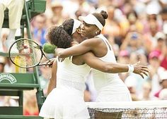Serena Williams outduels Venus in sister act Serena Williams  #SerenaWilliams