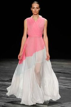 J. Mendel Spring 2015 Ready-to-Wear Fashion Show: Complete Collection - Style.com