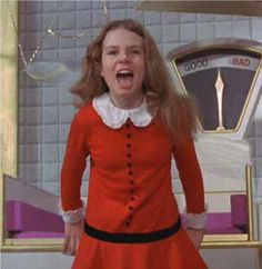 Veruca Salt - Willy Wonka and the Chocolate Factory