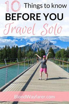 solo female travel | wanderlust | female travel tips | travel inspiration | explore the world | vacation plans