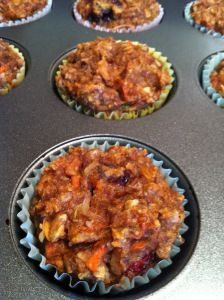 Morning Glory Muffins (Paleo) | A Seat at the Table
