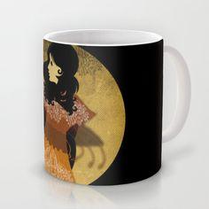 Sofia's portrait Mug by Viviana González - $16.00