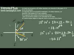 Aplicación de la trigonometría en problemas reales ejemplo 4 Boarding Pass, Trigonometry, Boats