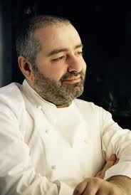 Santi Santamaria. Chef.