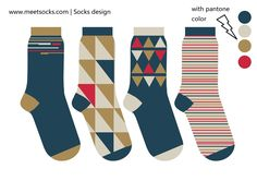 Dinosaur 90s pattern Custom Socks Creative Casual Crew Socks Classics Sport Long Sock