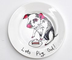Interesting Patterns on Plates - MelodyHome.com