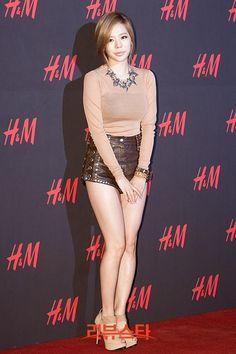 Sunny : H & M Event
