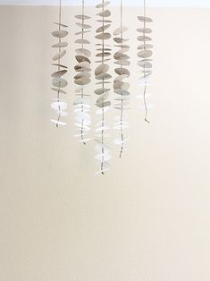 swoon studio: Made at home: Anthropologie inspired paper mobile