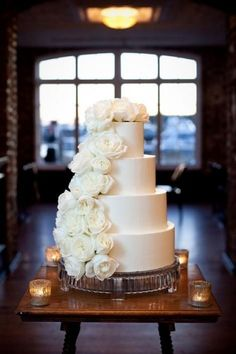 Stunning 60+ Elegant Wedding Cake Ideas https://weddmagz.com/60-elegant-wedding-cake-ideas/