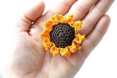According to Matt...Finished My crocheted sunflower tutorial!!! It's now available on my blog! Matt xxx