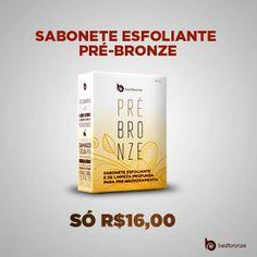 Melhore o resultado do seu Best Bronze! É só usar o sabonete esfoliante antes de aplicar. Aproveite: http://www.bestbronze.com.br/pessoal/sabonete-esfoliante-pre-bronzeamento.html #bestbronze