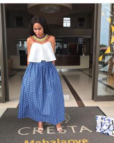 Petite Fashion Tips Shweshwe Dresses South Africa Styles.Petite Fashion Tips Shweshwe Dresses South Africa Styles South African Dresses, African Dresses For Women, African Print Dresses, African Print Fashion, Africa Fashion, African Attire, African Wear, African Fashion Dresses, African Prints