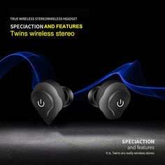 548ae8c0082 $13.49 - TWS Mini Twins True Wireless In-Ear Stereo Bluetooth Earphones  Earbuds Headset #