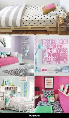 Decorating A Tween Girls Room On A Budget  | Pinterest | Tween, DIY Ideas  And Budgeting