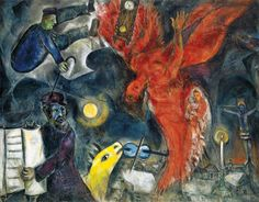 © Kunstmuseum Basel, depot private collection / Chagall ® SABAM Belgium 2015