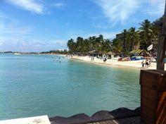 Holiday Inn Resort Aruba. Photo credit: Twitter user @mikemastrole