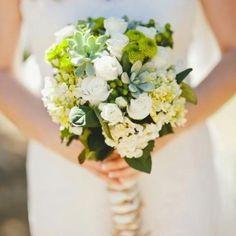 Wedding bouquet. Thank you Jamie Jespersen!
